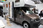VW T5 Ausbauten, Bimobil, Caravan Salon 2014