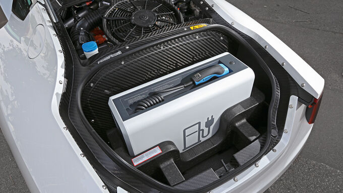 VW XL1, Batterie