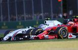 Valtteri Bottas - Williams - Kimi Räikkönen - Ferrari - Formel 1 - GP Australien - 16. März 2014