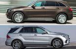 Vergleich Mercedes GLC und GLE