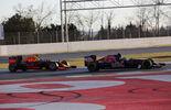 Verstappen  Kvyat - Red Bull  Toro Rosso - Formel 1-Test - Barcelona - 3. März 2016