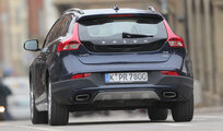 Volvo V40 Cross Country, Heckansicht