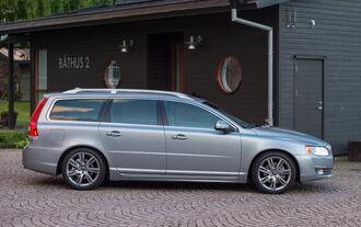 Volvo V70 Linje Classic