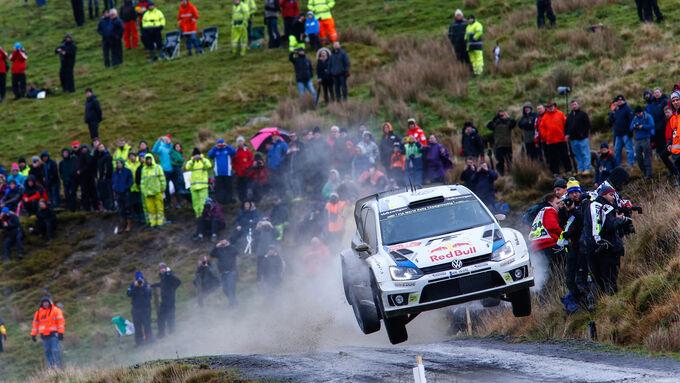 Wales Rallye GB
