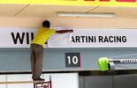 Williams - Formel 1 - GP Bahrain - 15. April 2015