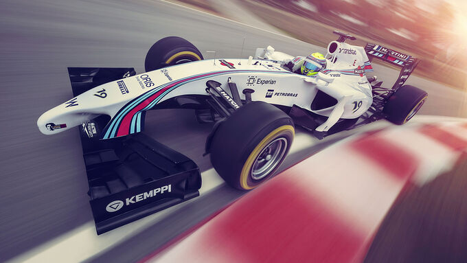 Williams Martini Racing 2014
