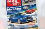 auto motor und sport 8 / 2015 Titel