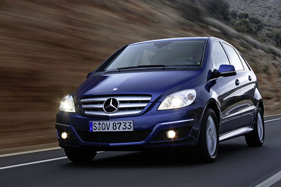 Mercedes Benz B  Cdi Sports Tourer Verbrauch