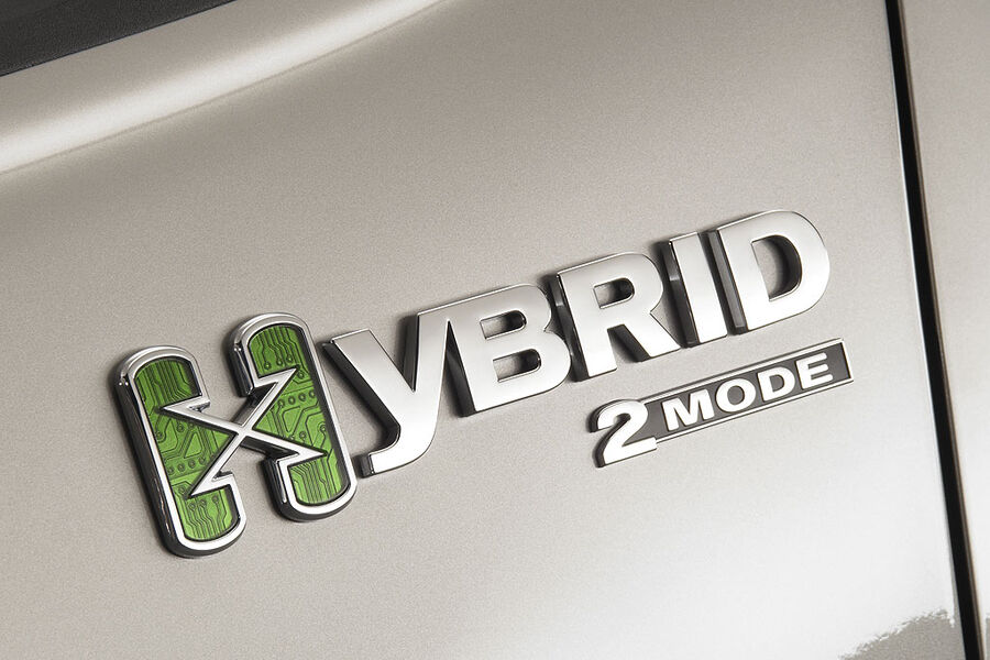 Mercedes bmw und gm pushen hybrid technik
