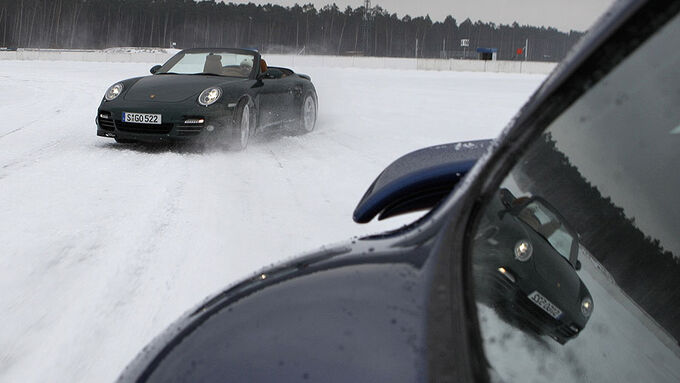 sport auto 03/2010 Heftinhalt
