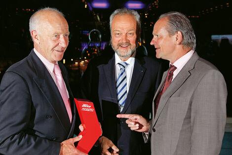 sport-auto Award 2012, Karl Mauer, Karl-Friedrich Ziegahn, Horst von Saurma