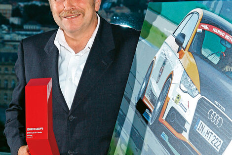 sport-auto Award 2012, MTM-Chef Roland Mayer